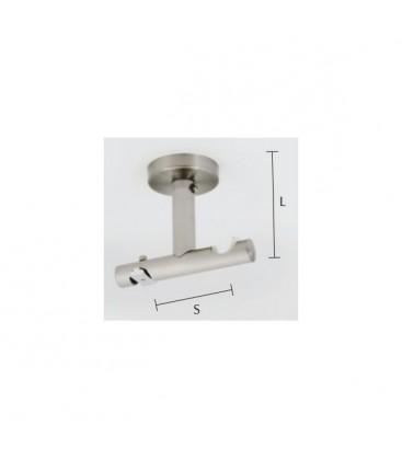 Techno 20 držiak stropný dvojitý tyč/profil