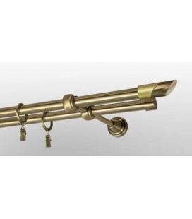 Antik Ø 16 mm - Piza dvojfarebna
