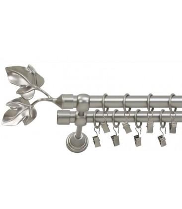 Satin nickel Ø 19 mm - Galazka
