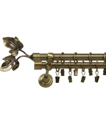 Antik dvojitá Ø 19 mm - Galazka
