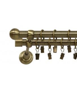 Antik dvojitá Ø 19 mm - Gula bologna