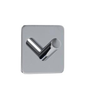 Jednoduchý samolepiaci vešiak z leštenej nehrdzavejúcej ocele