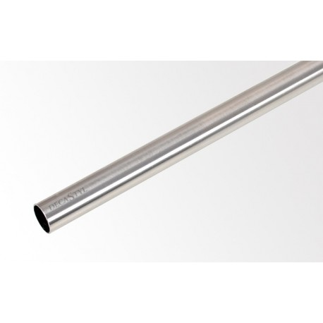 Tyč 200 cm Ø16 mm Efekt nerezová oceľ
