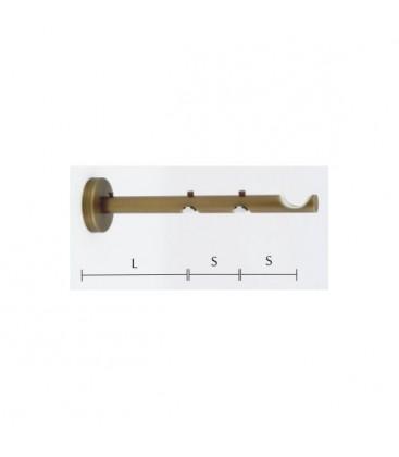 Techno 30 držiak trojitý tyč/profil/profil