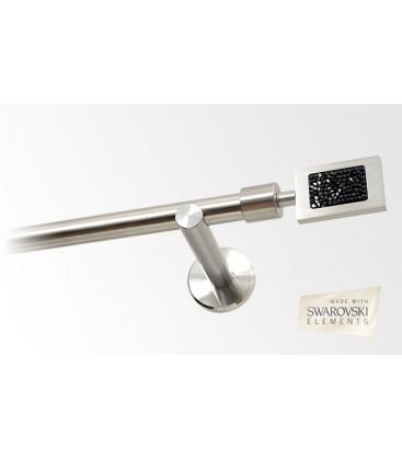 Nerezová oceľ Ø16 mm-Swarovski 823